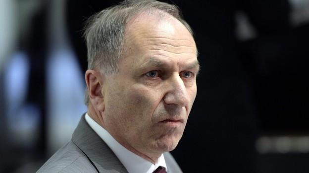 Justizdirektor Martin Graf.