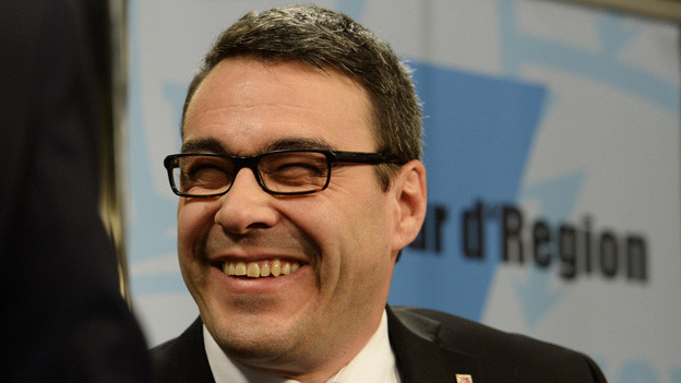 Josef Lisibach, neu gewählter SVP-Stadtrat in Winterthur