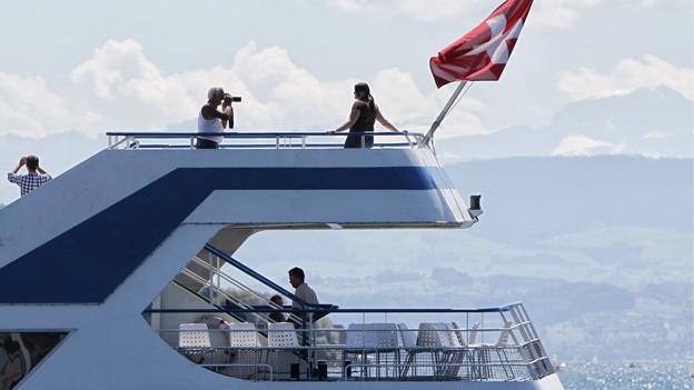 ZSG Jahresbilanz 2013: Vier Prozent weniger Passagiere.