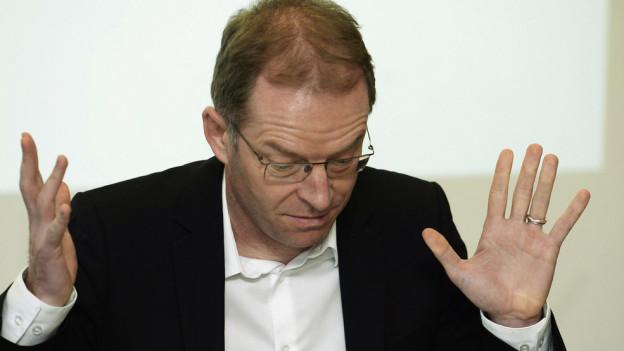 Daniel Leupi, Finanzvorsteher der Stadt Zürich.