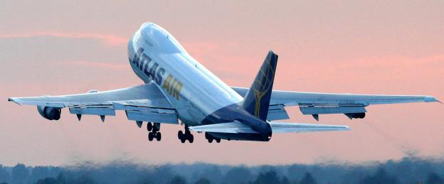 Das Flugzeug ist nicht gerade das umweltfreundlichste Verkehrsmittel
