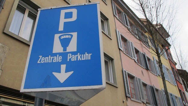 Noch mehr Parkplätze in Schaffhausen?