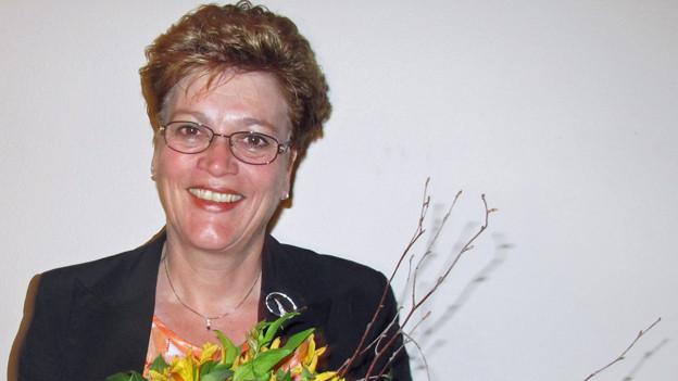 Soll die CVP wieder zurück in die Zürcher Regierung bringen: Kantonsrätin Silvia Steiner.