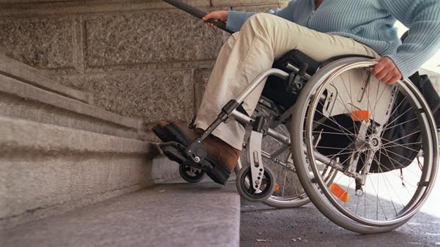 Zürich macht vorwärts bei der Behinderten-Gleichstellung