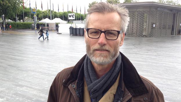 Zürichs Stadtingenieur François Aellen