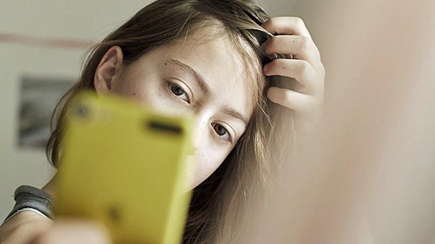 Sexting - ein neues Phänomen.