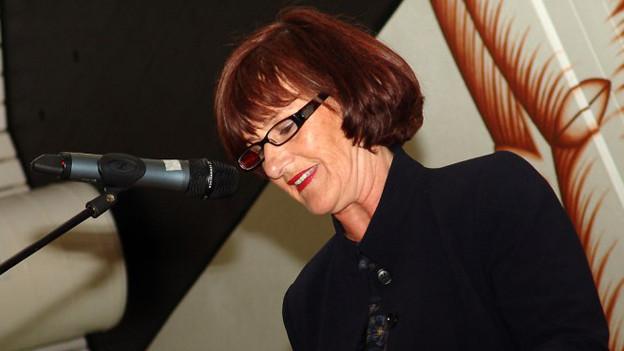 Brigitta Johner (FDP) präsidiert 2014 den Zürcher Kantonsrat.