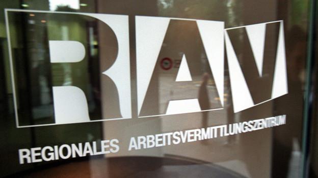 Neus Angebot im RAV