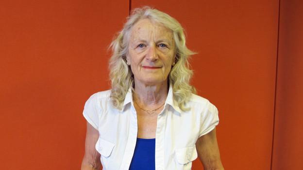 Ursula Braunschweig präsidierte sechs Jahre lang den Ausländer-Beirat in Winterthur.