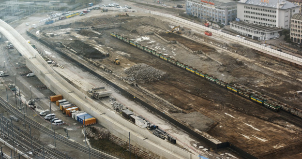 Güterbahnhof-Areal