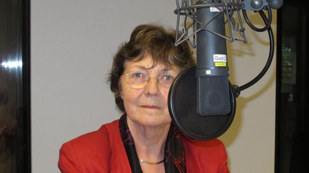 Margrith Gysel, Präsidentin des Vereins «Pro Üetliberg»