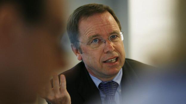 Datenschützer Bruno Baeriswyl rügt die Universität Zürich