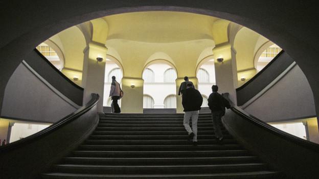 Die Unversität Zürich hat zu Unrecht spioniert