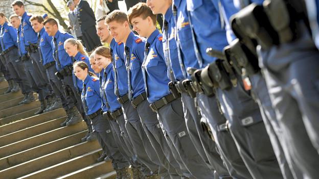 Die Zürcher Stadtpolizei hat immer noch zu wenige Mitglieder. Mehr Geld für Werbung gibts trotzdem nicht.