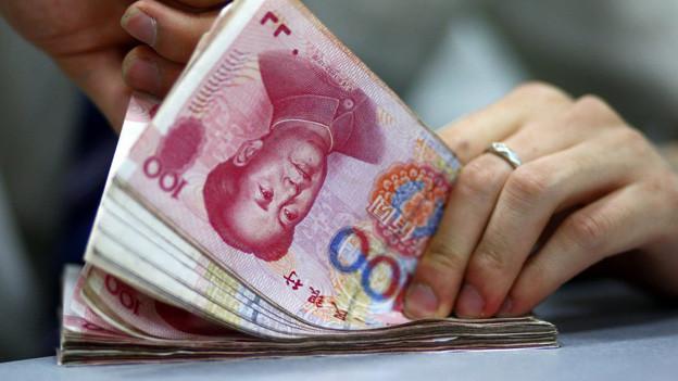 Zürich will Drehscheibe werden für chinesischen Handel.
