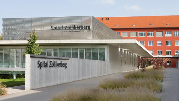 Das Spital Zollikerberg