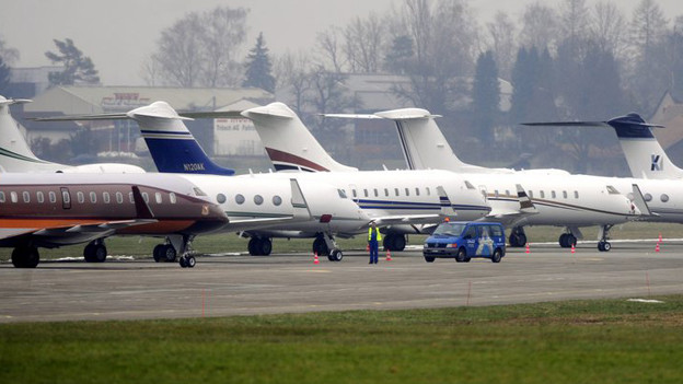 Mehr Flugzeuge in Dübendorf: Im Kanton Zürich regt sich Widerstand.