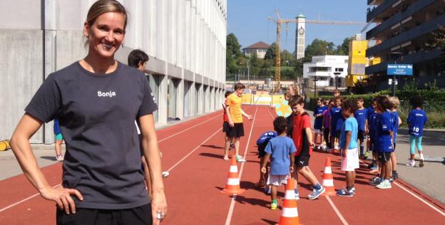 Sonja Bechter, Leiterin der ersten Stunde bei «Talent Eye» Zürich