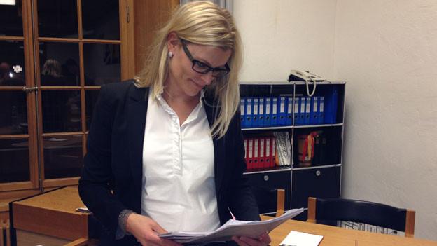 Yvonne Beutler droht beim Steuerfuss weitere Niederlage