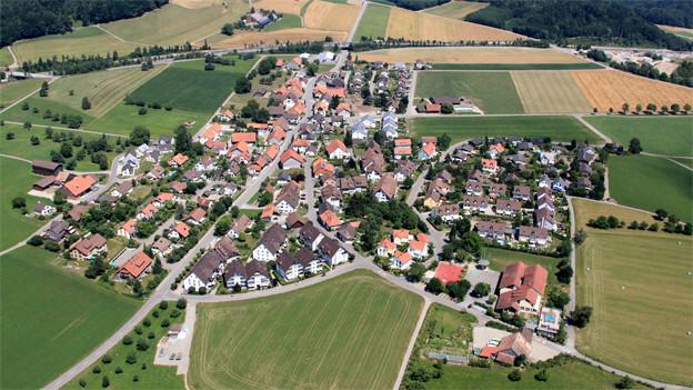 Hagenbuch, Gemeinde im Kanton Zürich