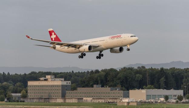 An- und Abflüge am Zürcher Flughafen sollen entflochten werden