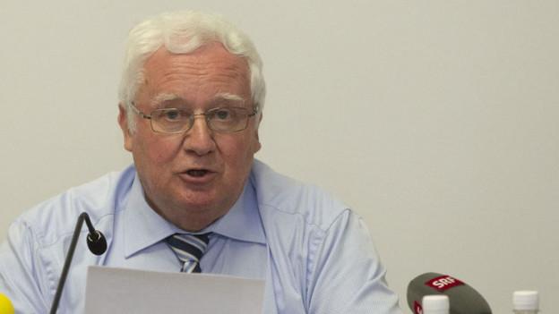 Zürcher SVP-Kantonsrat Willy Haderer verlangt einen Austritt aus der SKOS.
