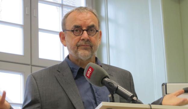 Will gegen seine Entlassung rekurrieren: Peter Jezler.