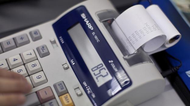 Das für 2014 budgetierte Finanzloch der Stadt Zürich steigt auf 192 Millionen Franken an.