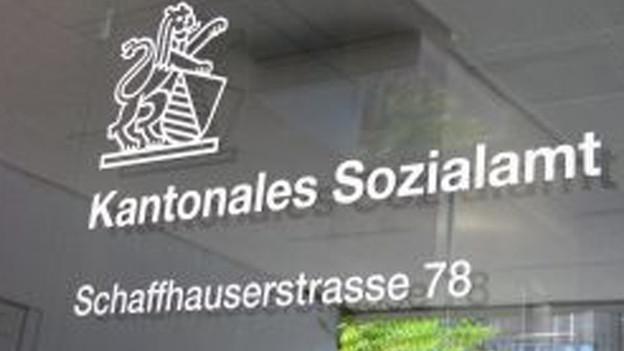 Sozialamt des Kantons Zürich