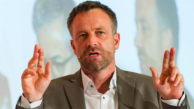 NZZ-Chefredaktor Markus Spillmann im Portrait