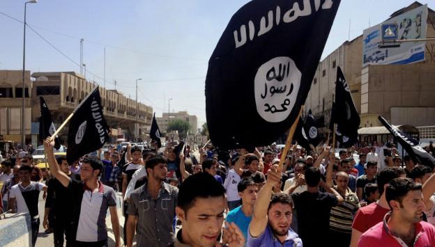 Der IS: Auch viele junge Leute aus Europa schliessen sich ihm an..