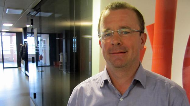 Raphael Golta, der neue Zürcher SP-Sozialvorsteher