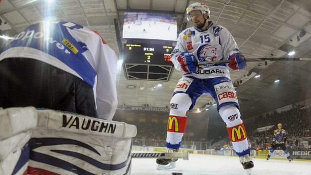 Mathias Seger wurde mit dem ZSC fünfmal Meister.