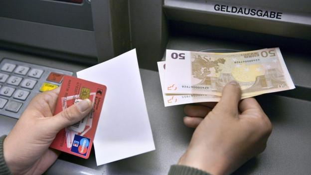Sorgt weiter für Unruhe: Der Euro.