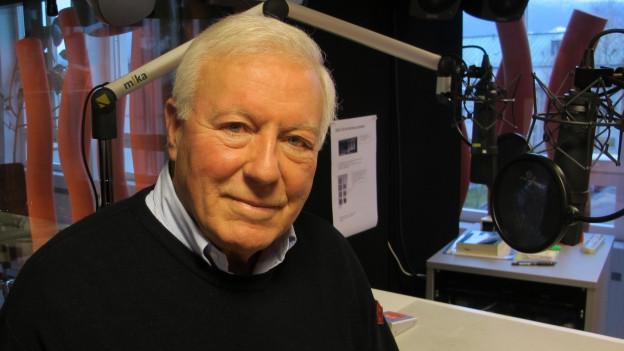 Kurt Heiniger, Ex-Manager des Reisekonzerns Kuoni.