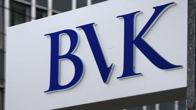 BVK, die Pensionskasse der Angstellten des Kantons Zürich