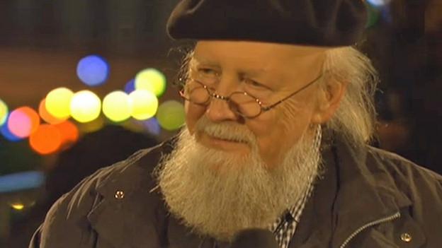 Zwei Wochen sass Helmuth Werner in U-Haft.