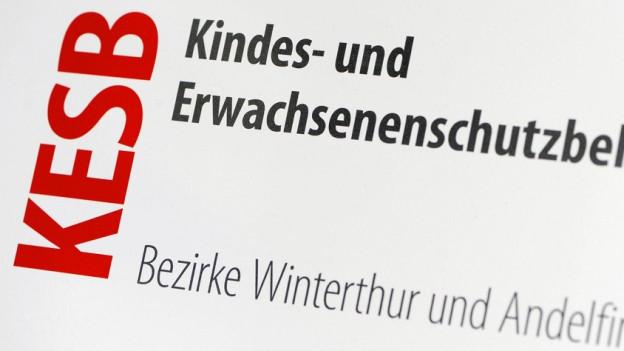 Stand nach dem Fall Flaach in der Kritik: KESB Winterthur-Andelfingen