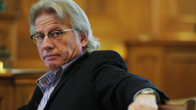 Markus Bischoff kandidiert für den Zürcher Regierungsrat