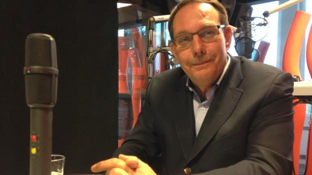 Marcel Lenggenhager, Präsident der Zürcher BDP