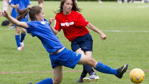 Auch für Jugendsport gibt es mehr Geld.