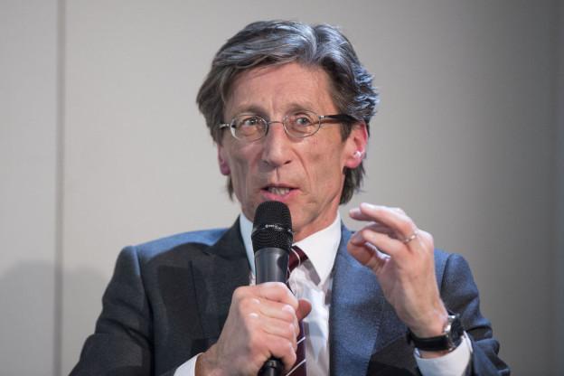 Zürcher FDP Gesundheitsdirektor Thomas Heiniger.
