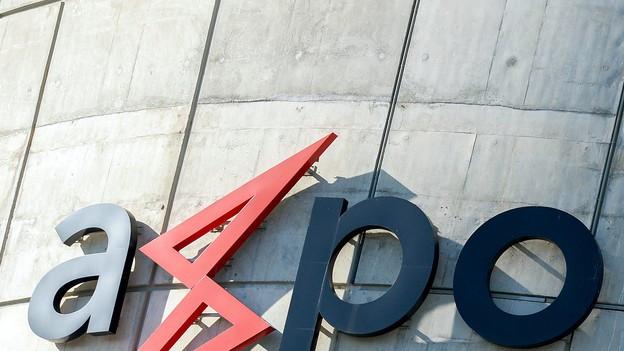 Gemäss Studie falsch im Markt positioniert: der Stromkonzern Axpo