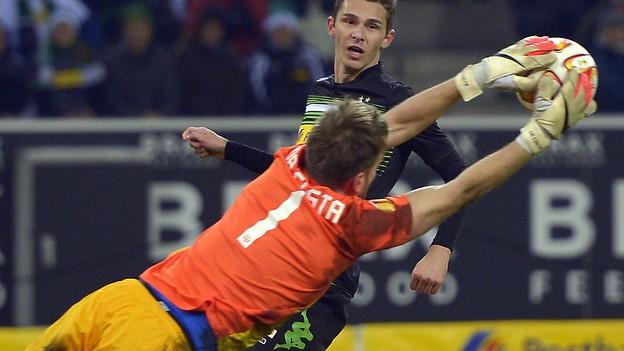 David da Costa steht künftig nicht mehr im FCZ-Tor.