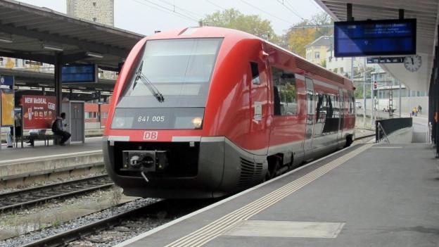 S-Bahn in Schaffhausen