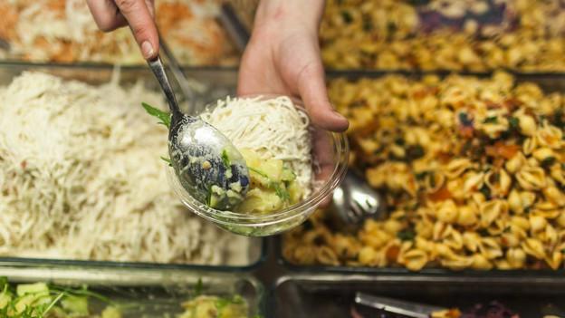Nicht wegwerfen: In Zürich soll Schluss sein mit Food-Waste