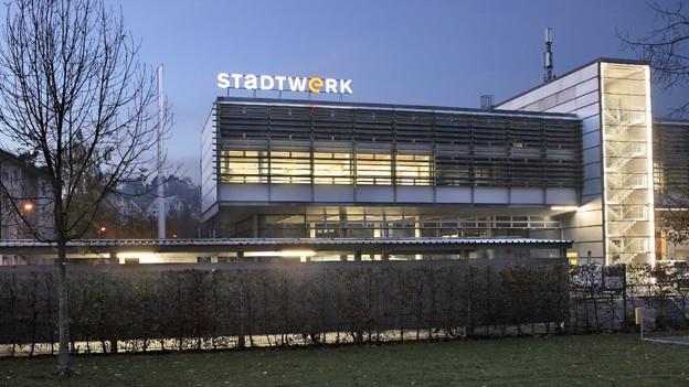 Stadtwerke Winterthur