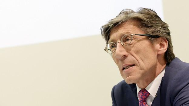 Thomas Heiniger, Gesundheitsdirektor Kanton Zürich