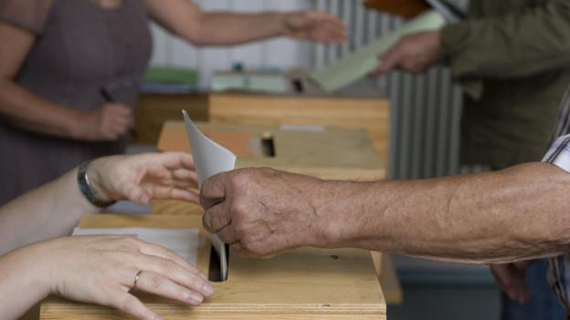 Hat die klassische Wahl- und Abstimmungsurne bald ausgedient?