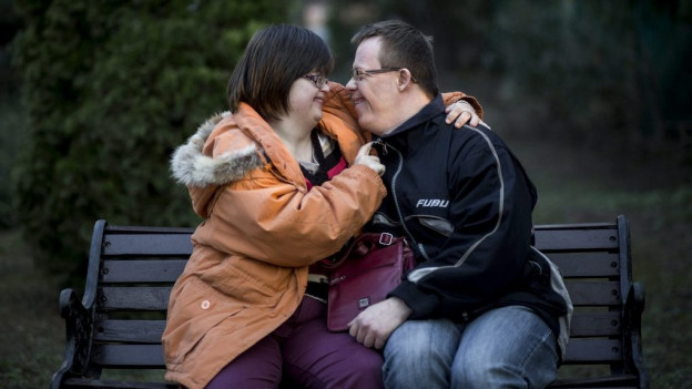 Auch Menschen mit Downsyndrom werden heute immer älter.
